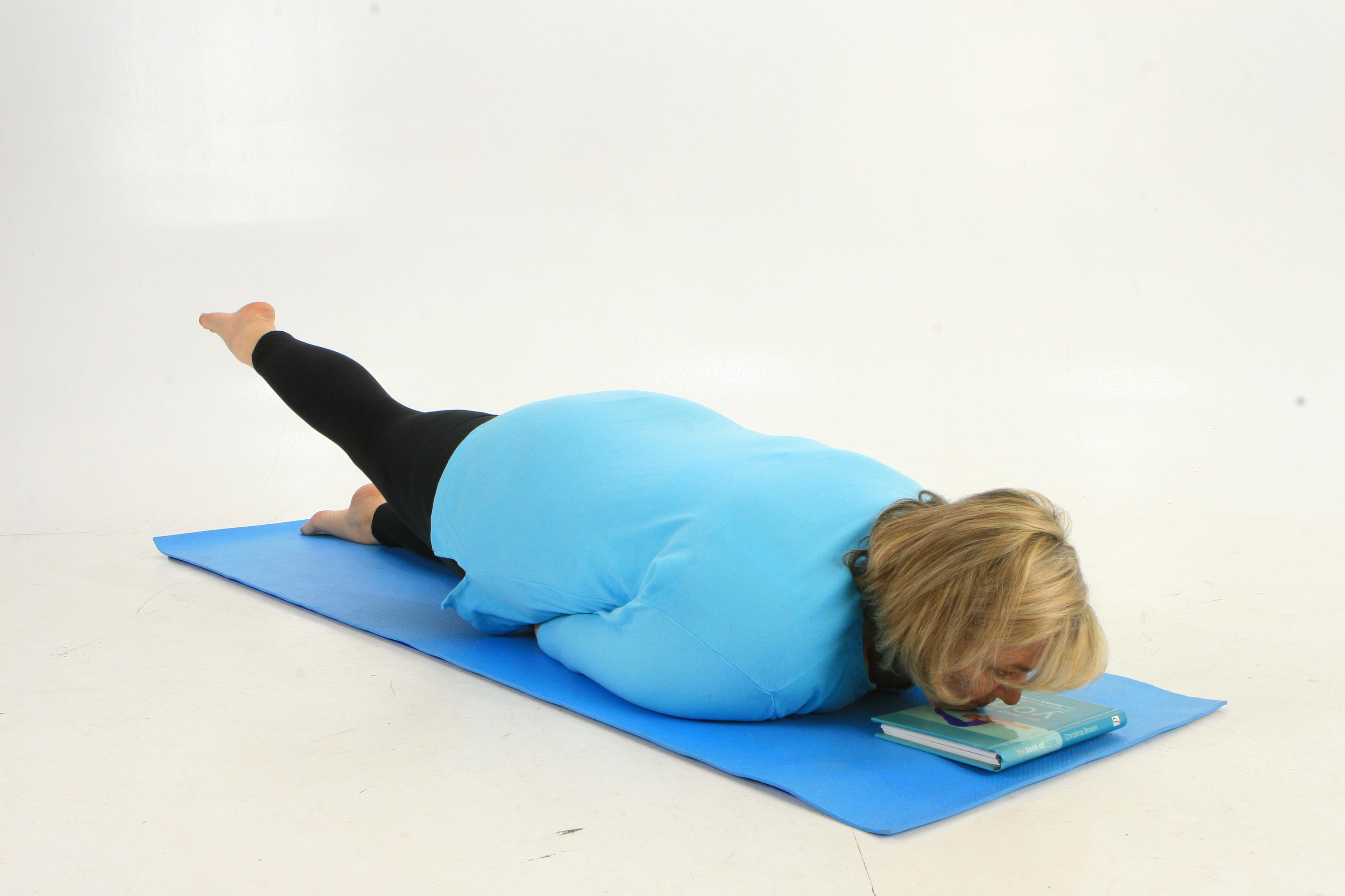 Hatha yoga lifetime fitness